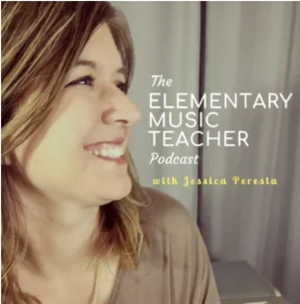 Elementary music teacher podcast