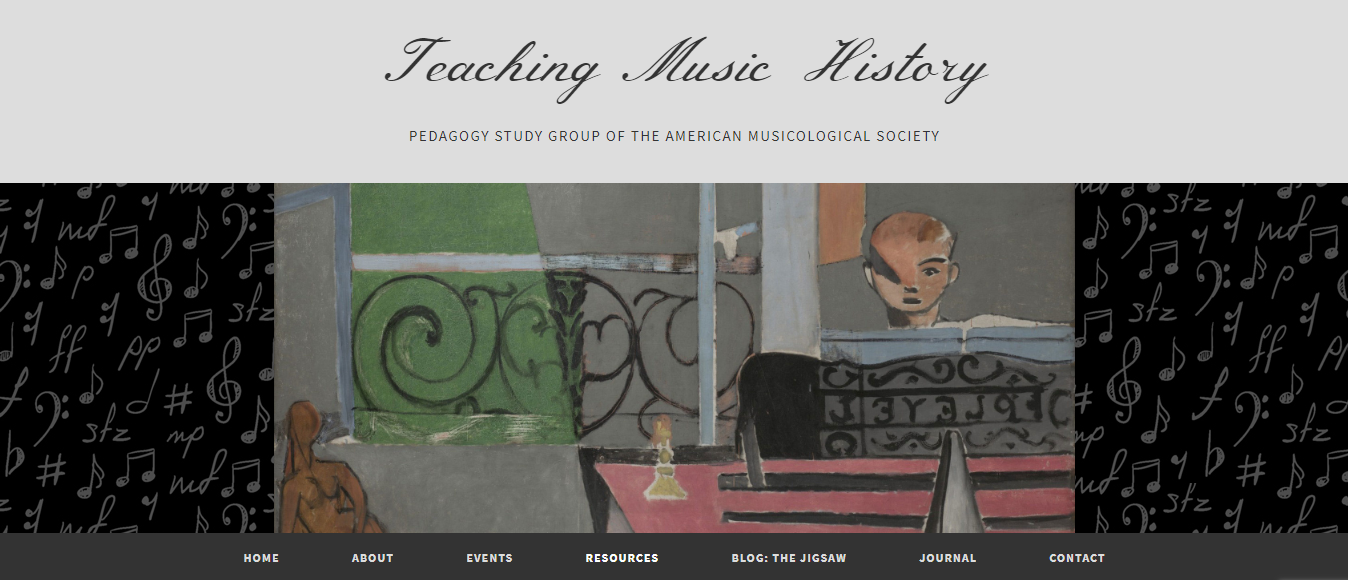 teachingmusichistory page