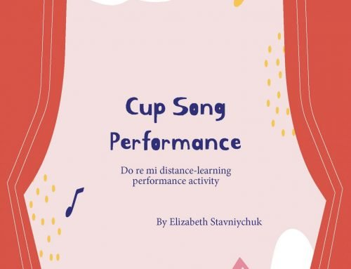 Cup Song Do-Re-Mi Activity