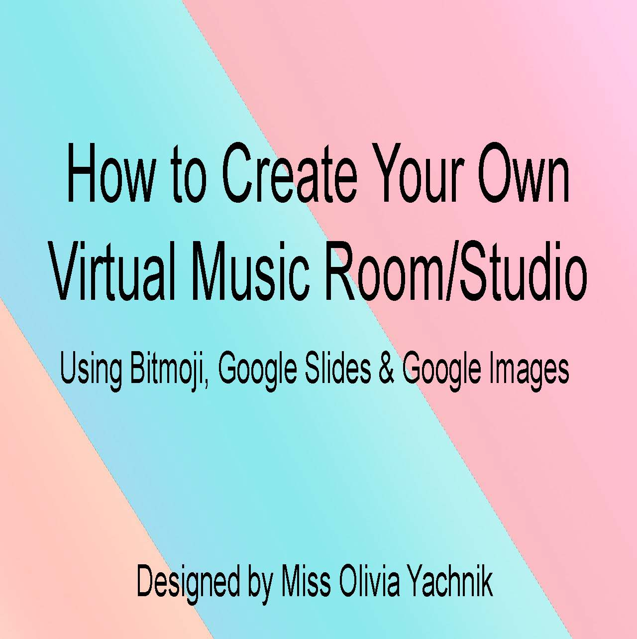 Virtual Music Room